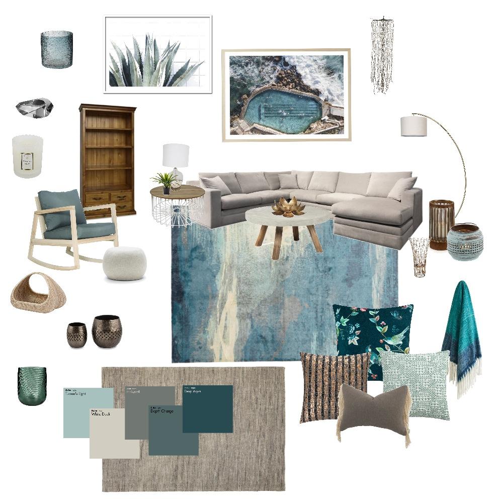 living room Interior Design Mood Board by N P DESIGNS LLC on Style Sourcebook
