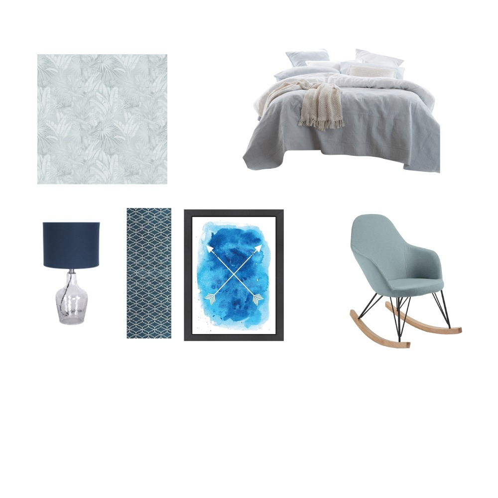 Blue sea Interior Design Mood Board by khira_bradey96 on Style Sourcebook