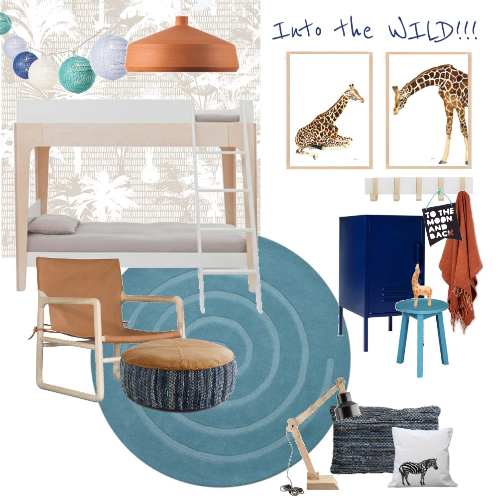 Into the WILD!!! Interior Design Mood Board by taketwointeriors on Style Sourcebook