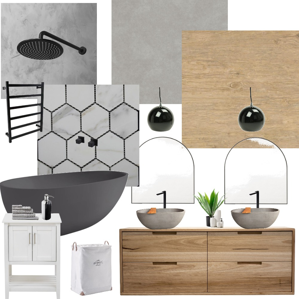 t/b Interior Design Mood Board by rhonahalili on Style Sourcebook
