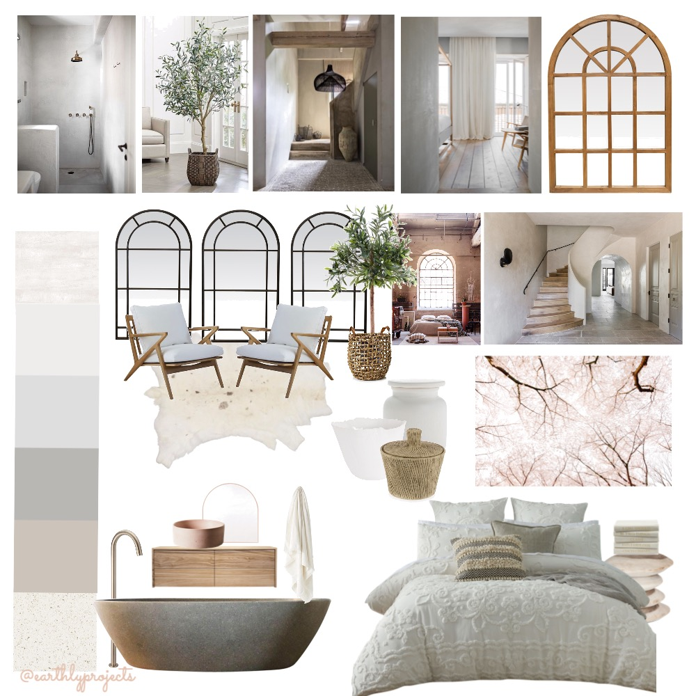 WABI SABI Interior Design Mood Board by Earthly_Projects on Style Sourcebook
