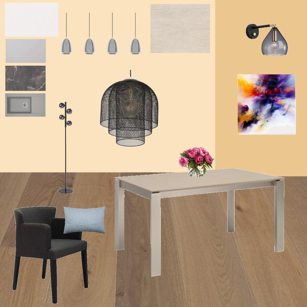Moodboard_Essküche Interior Design Mood Board by ilva on Style Sourcebook