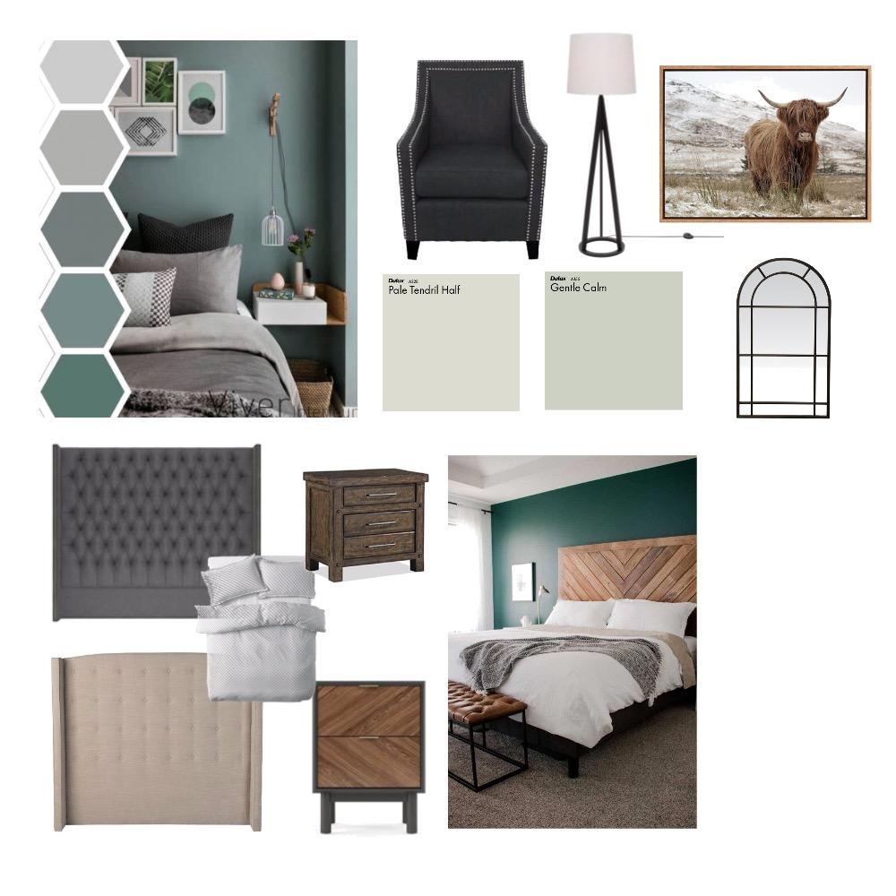 bedroom Interior Design Mood Board by haydenlovo on Style Sourcebook