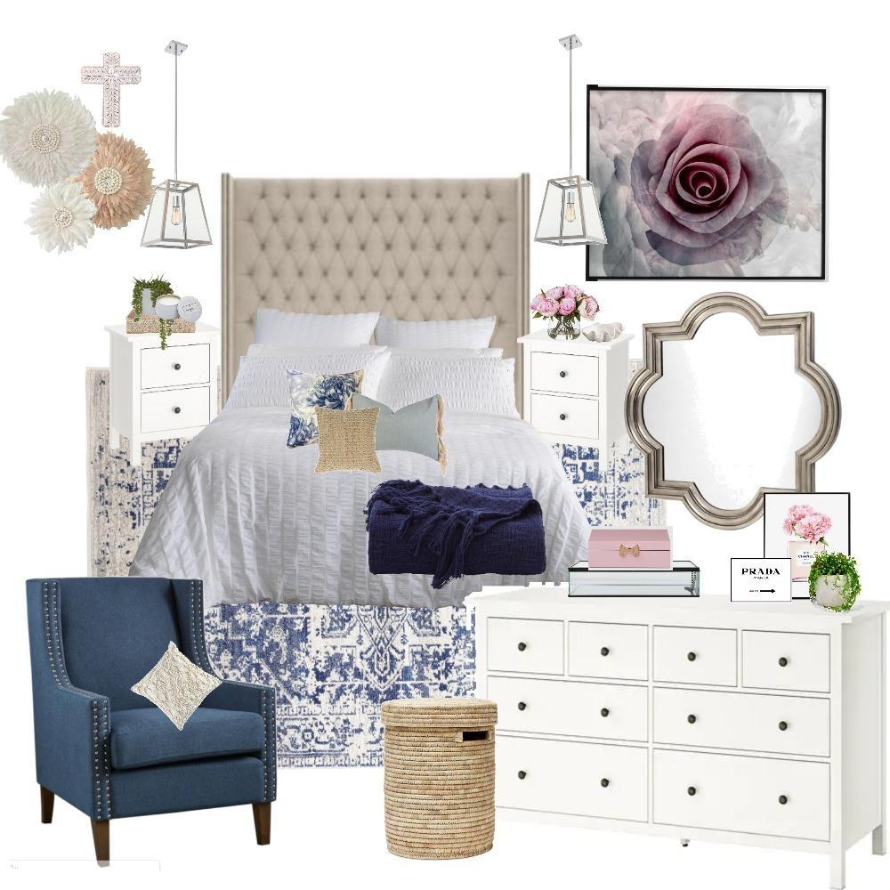 Marion- bedroom Interior Design Mood Board by LotNine08Interiors on Style Sourcebook