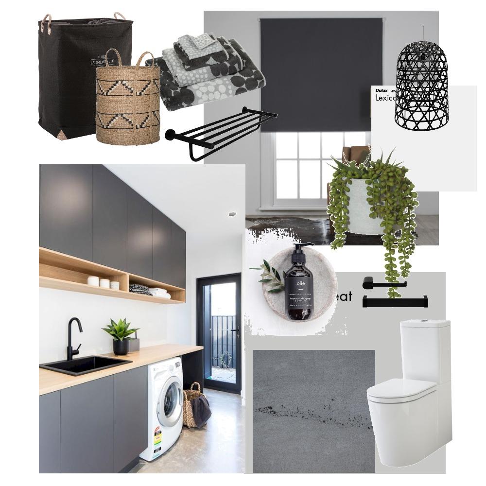 Laundry Interior Design Mood Board by ElizabethLogan on Style Sourcebook