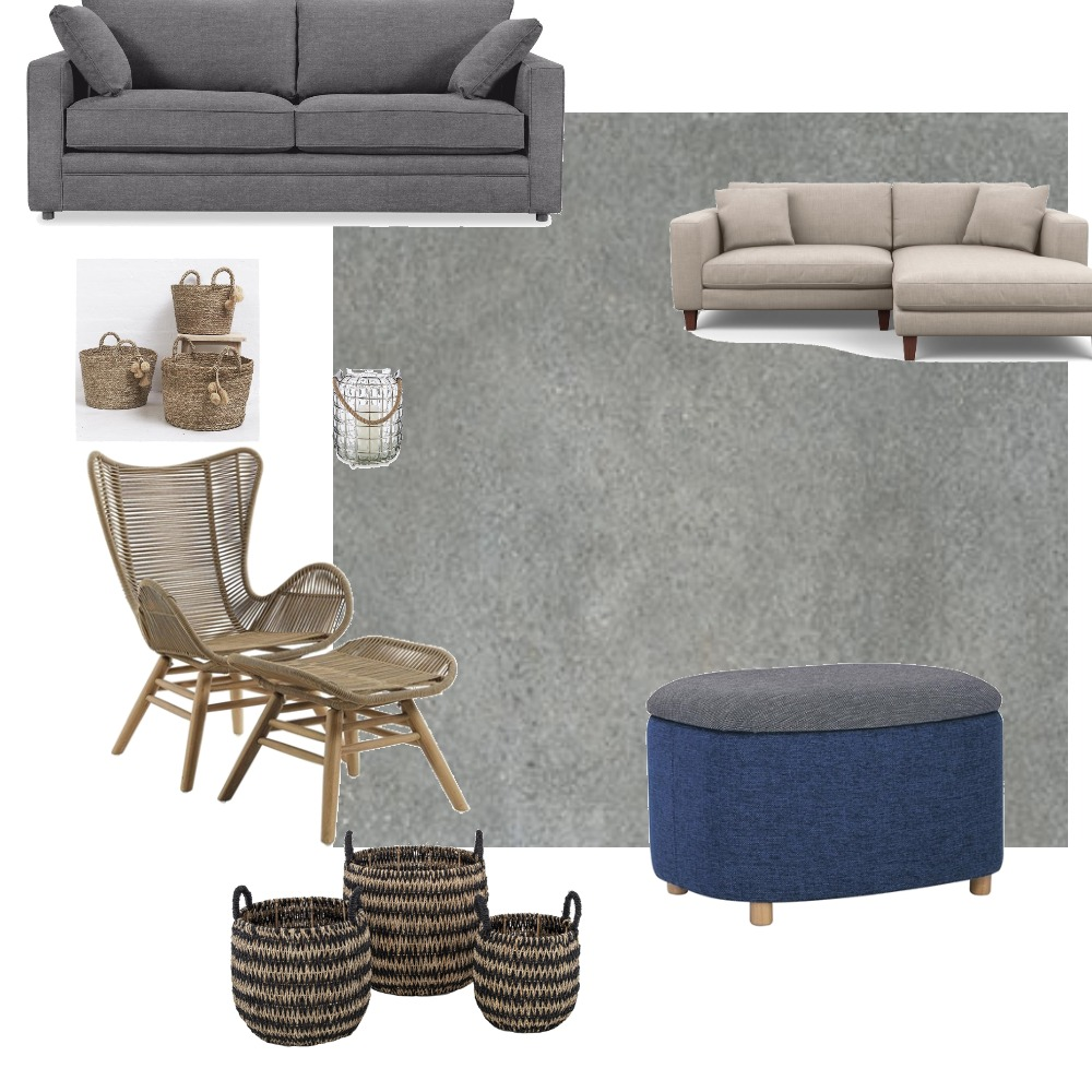 Hodge Podge Interior Design Mood Board by nvelock on Style Sourcebook