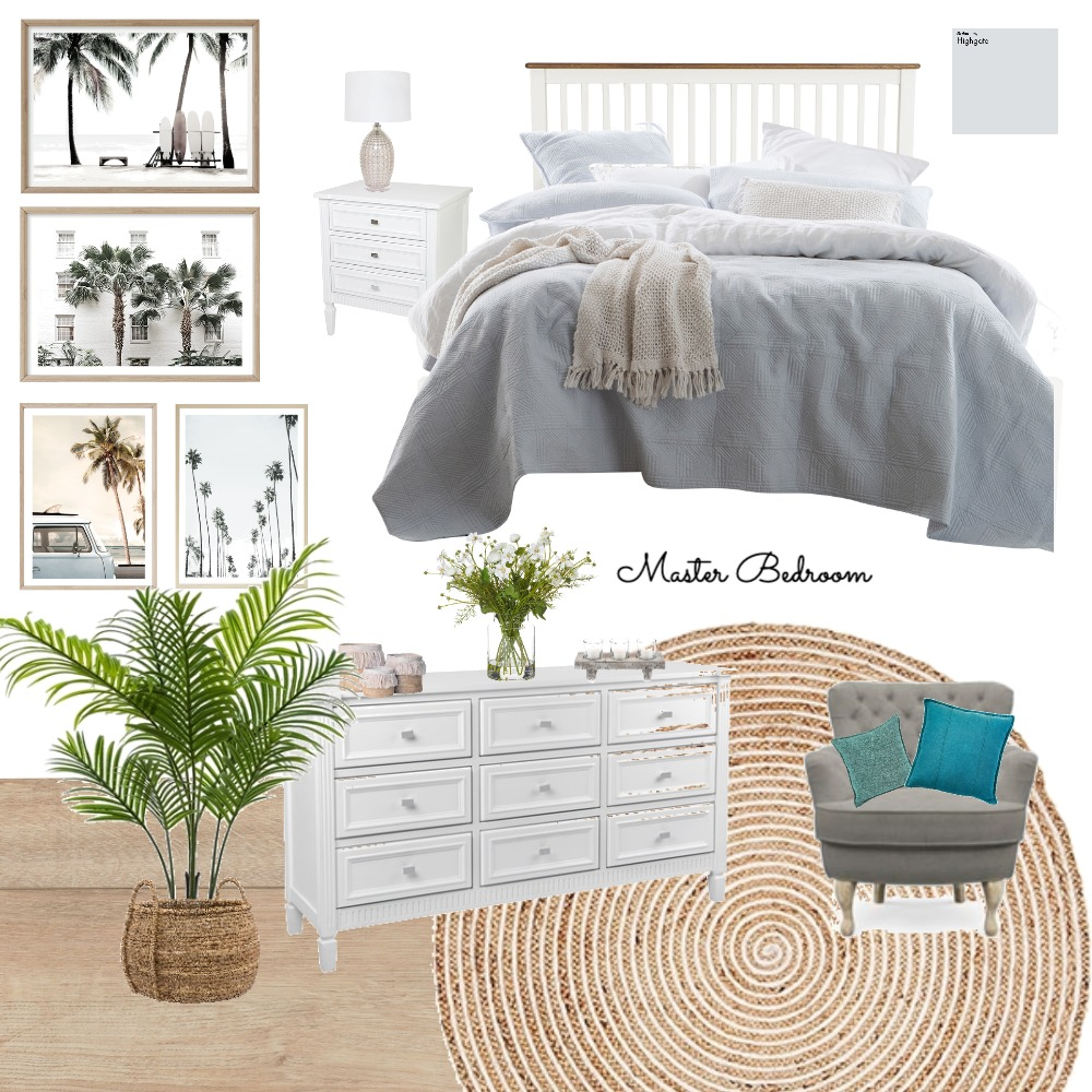 Master Bedroom Interior Design Mood Board by Lysaozie08 on Style Sourcebook