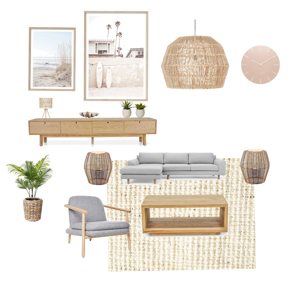 Coastal Interior Design Mood Board by SarahQV on Style Sourcebook