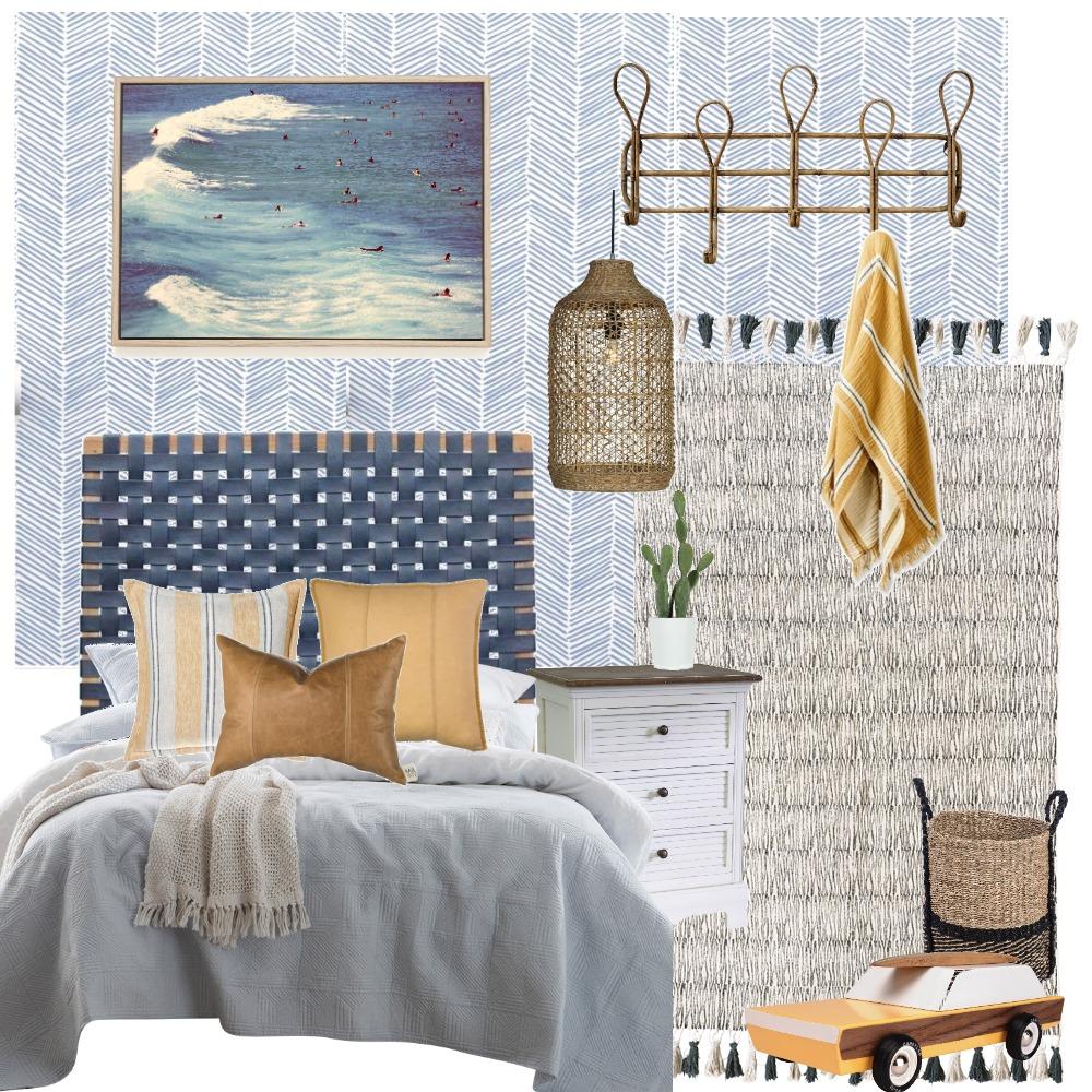Surfs up kids room Mood Board by KH Designed on Style Sourcebook