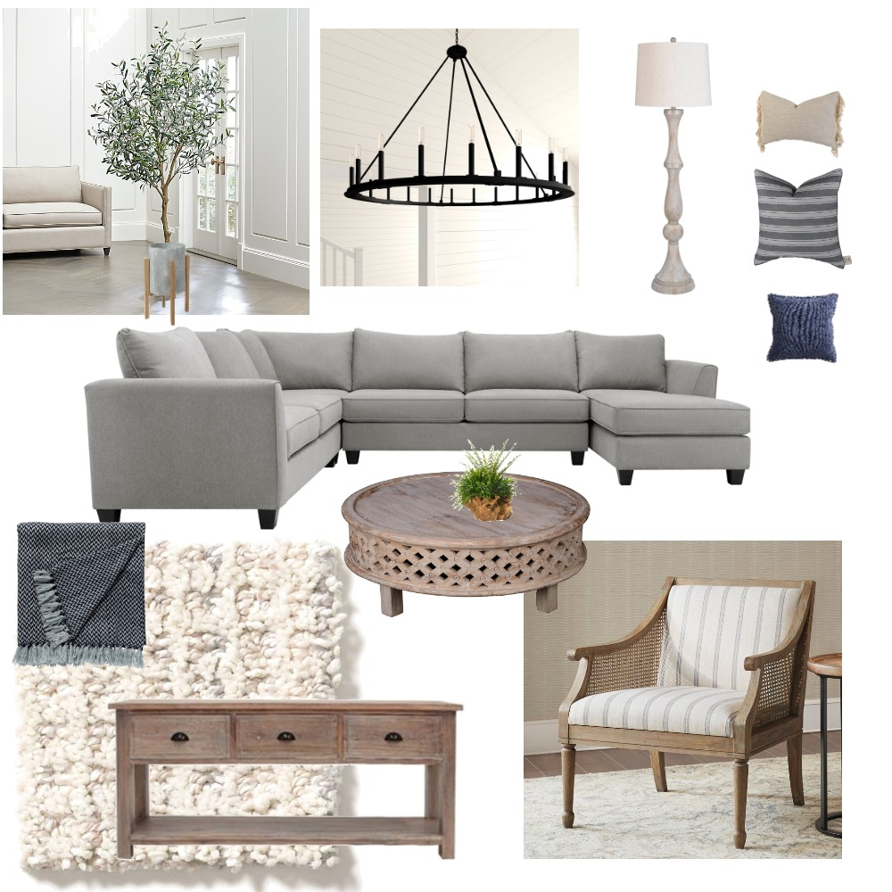 Burr LR Interior Design Mood Board by creating a home that feels like a vacation on Style Sourcebook