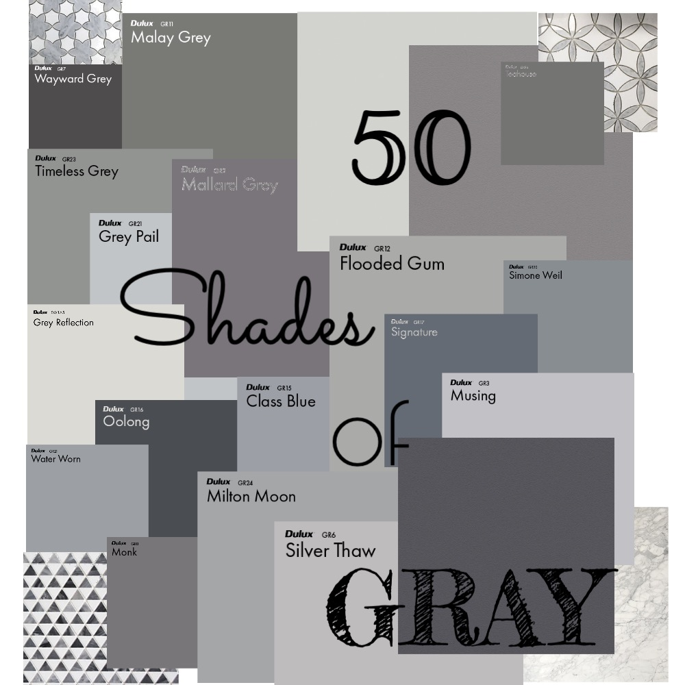 50 shades of gray Interior Design Mood Board by Anastasia89 on Style Sourcebook