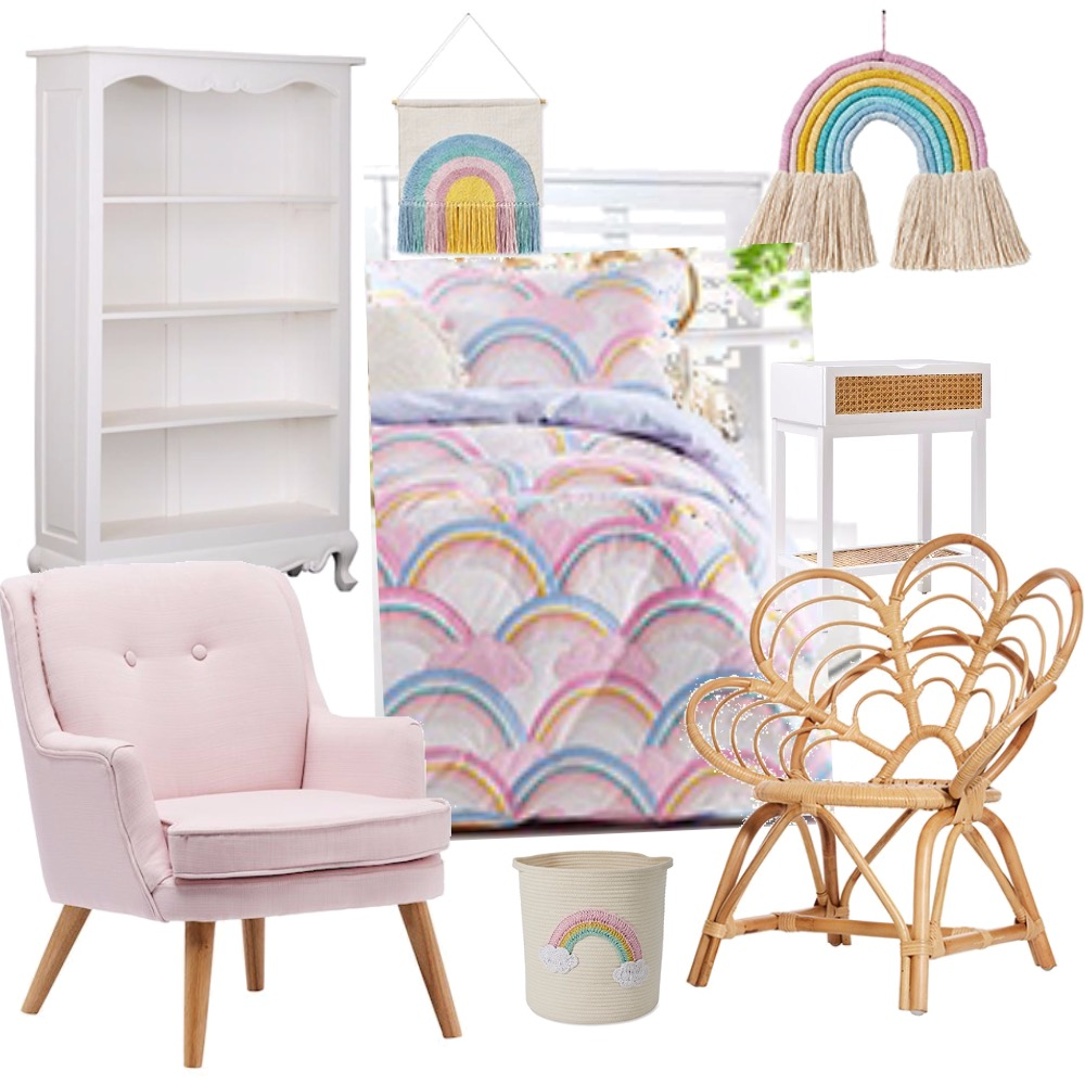 Gaby's room Interior Design Mood Board by cbpaynter on Style Sourcebook