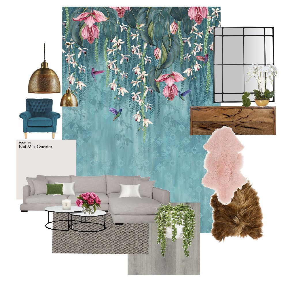 Board 1 Interior Design Mood Board by PaulaNelssonDesigns on Style Sourcebook