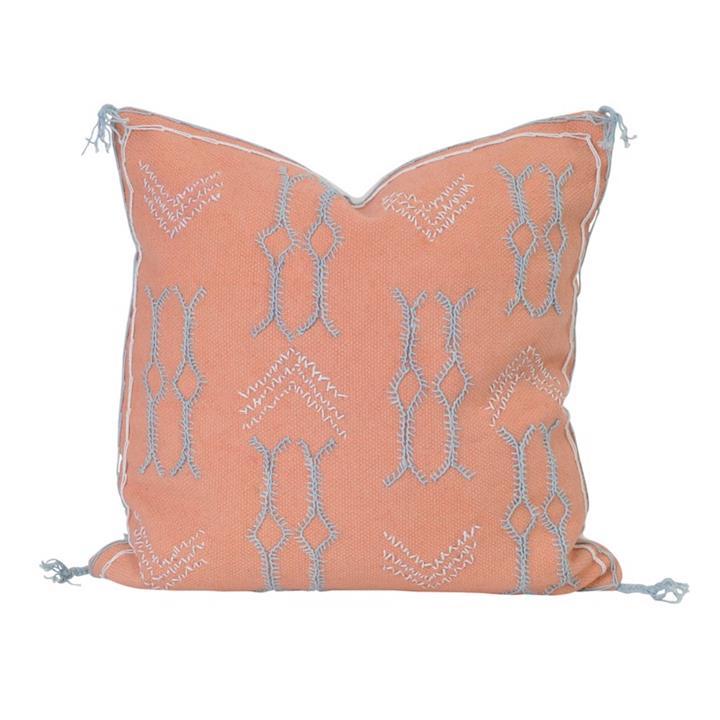 Folk Cushion | Kyah | BY SEA TRIBE by Sea Tribe