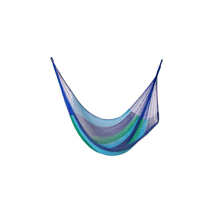 Mexican Styled Cotton Outdoor Hammock, Thick