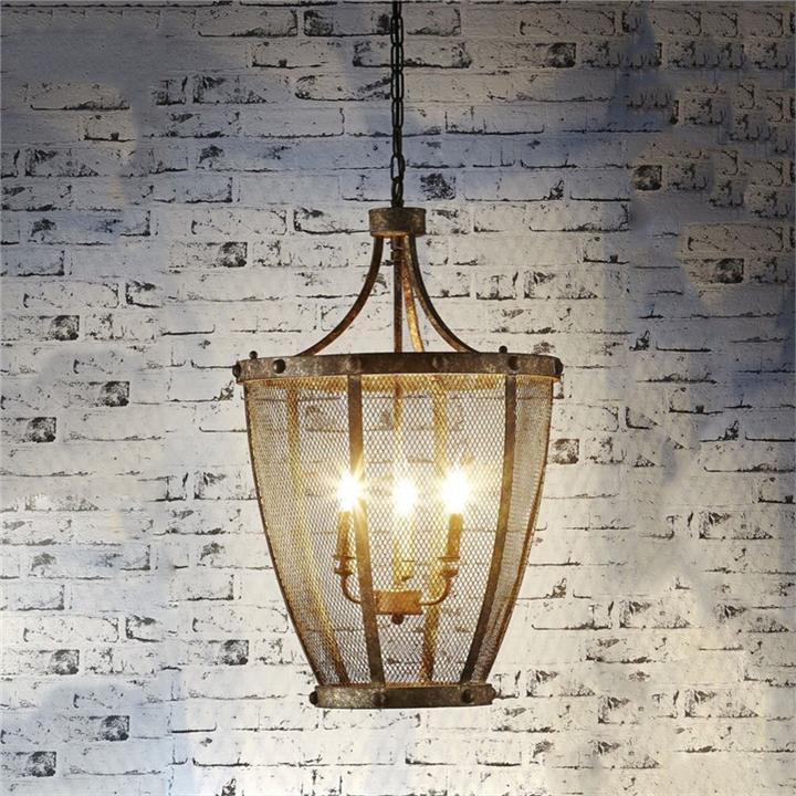 Saint Remy Metal Pendant Light