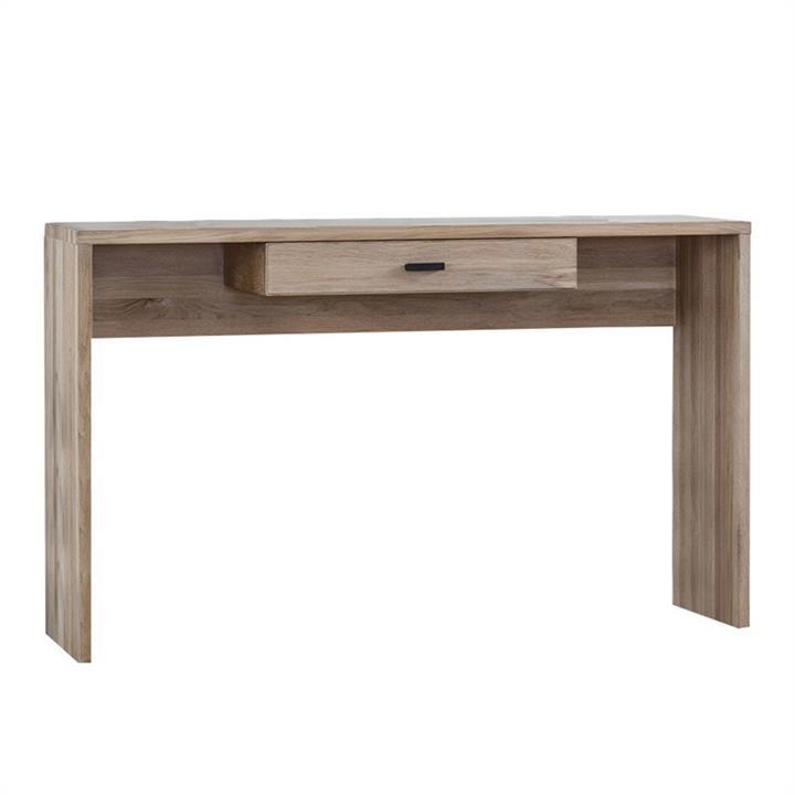 Esme Oak Timber Console Table, 130cm