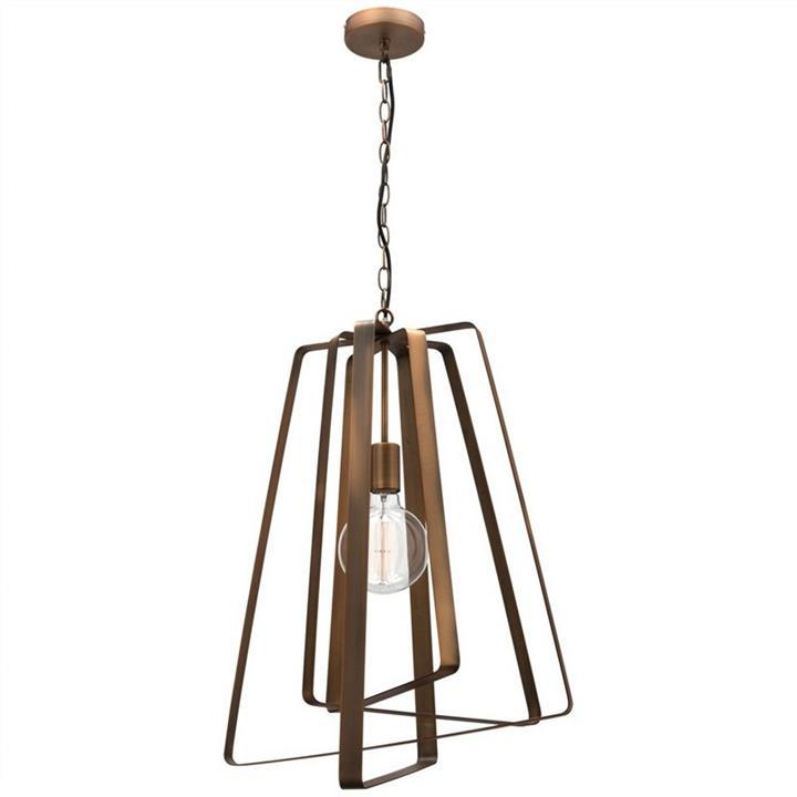 Safia Metal Pendant Light, Large