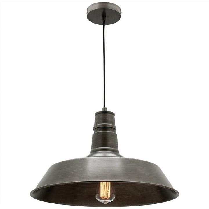 Corby Metal Pendant Light, Large