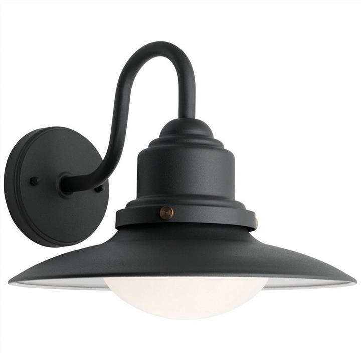 Eve IP44 Exterior Wall Light, Graphite