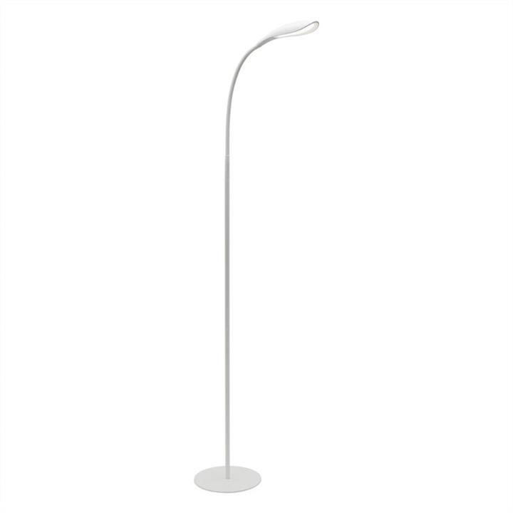 Lennox LED Floor Lamp, White