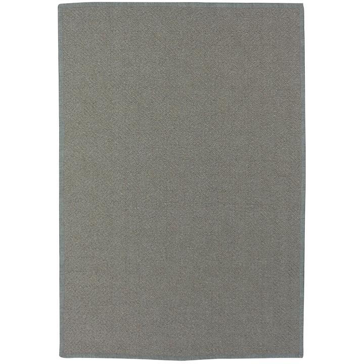 Seasons Diamond Indoor/Outdoor Rug, 250x350cm, Natural / Grey