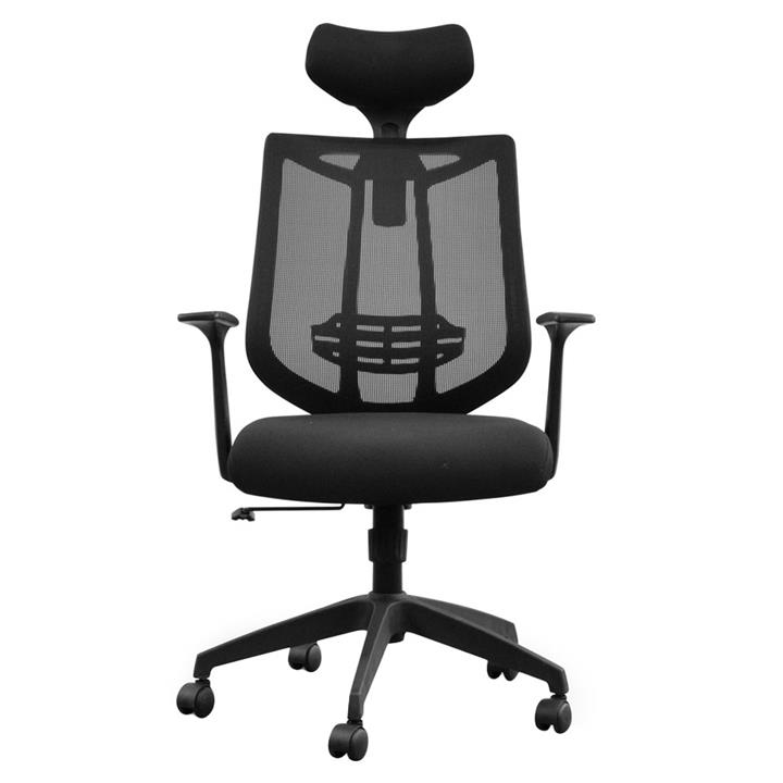 Kabra Fabirc Office Chair with Head Rest
