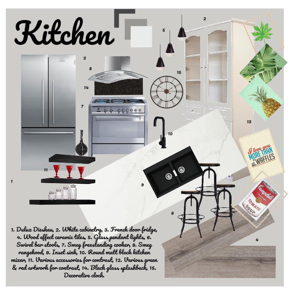 kitchen Interior Design Mood Board by dianeclarke on Style Sourcebook