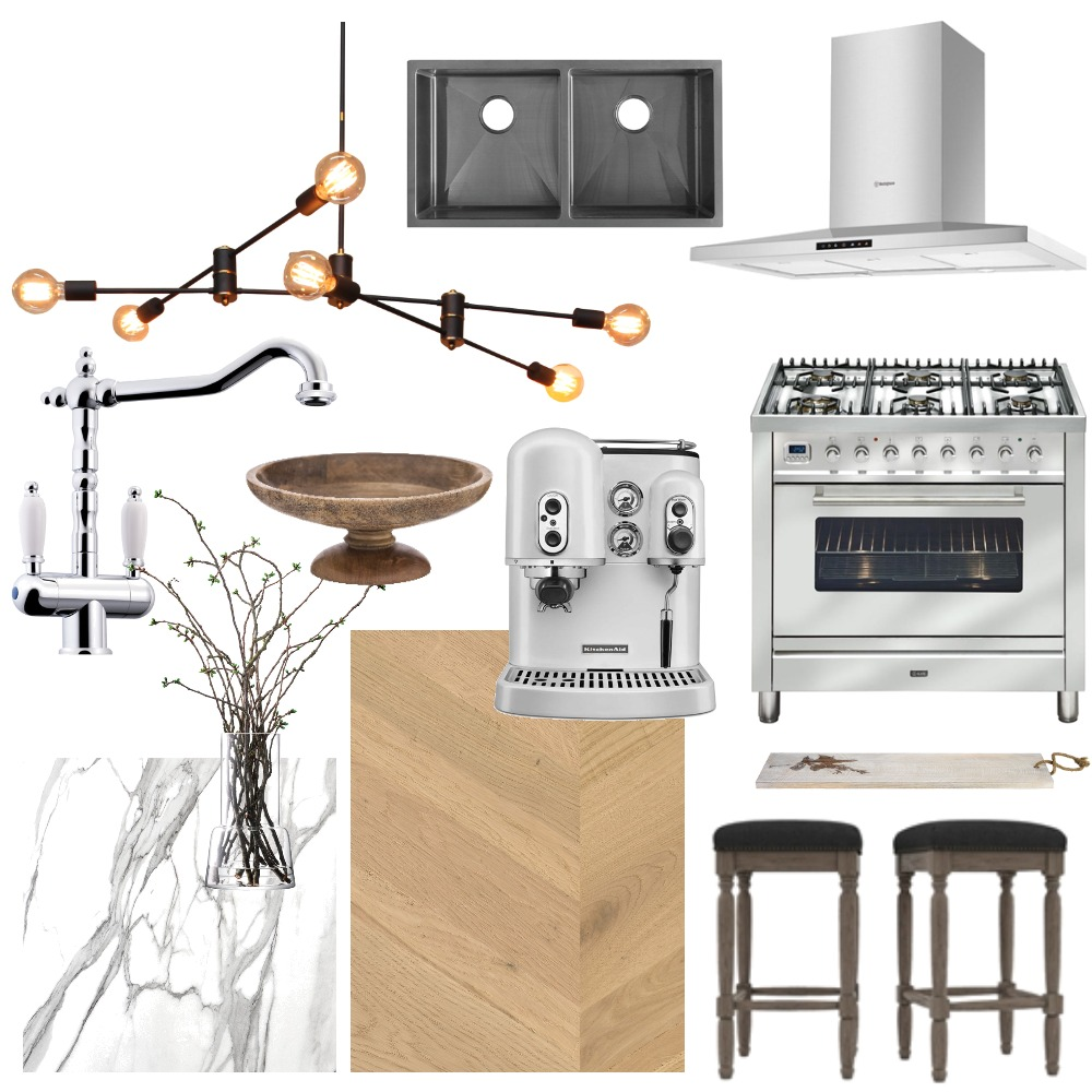 Kitchen Interior Design Mood Board by shant28 on Style Sourcebook