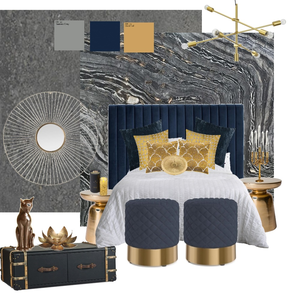 egyptian bedroom Interior Design Mood Board by by_fella on Style Sourcebook