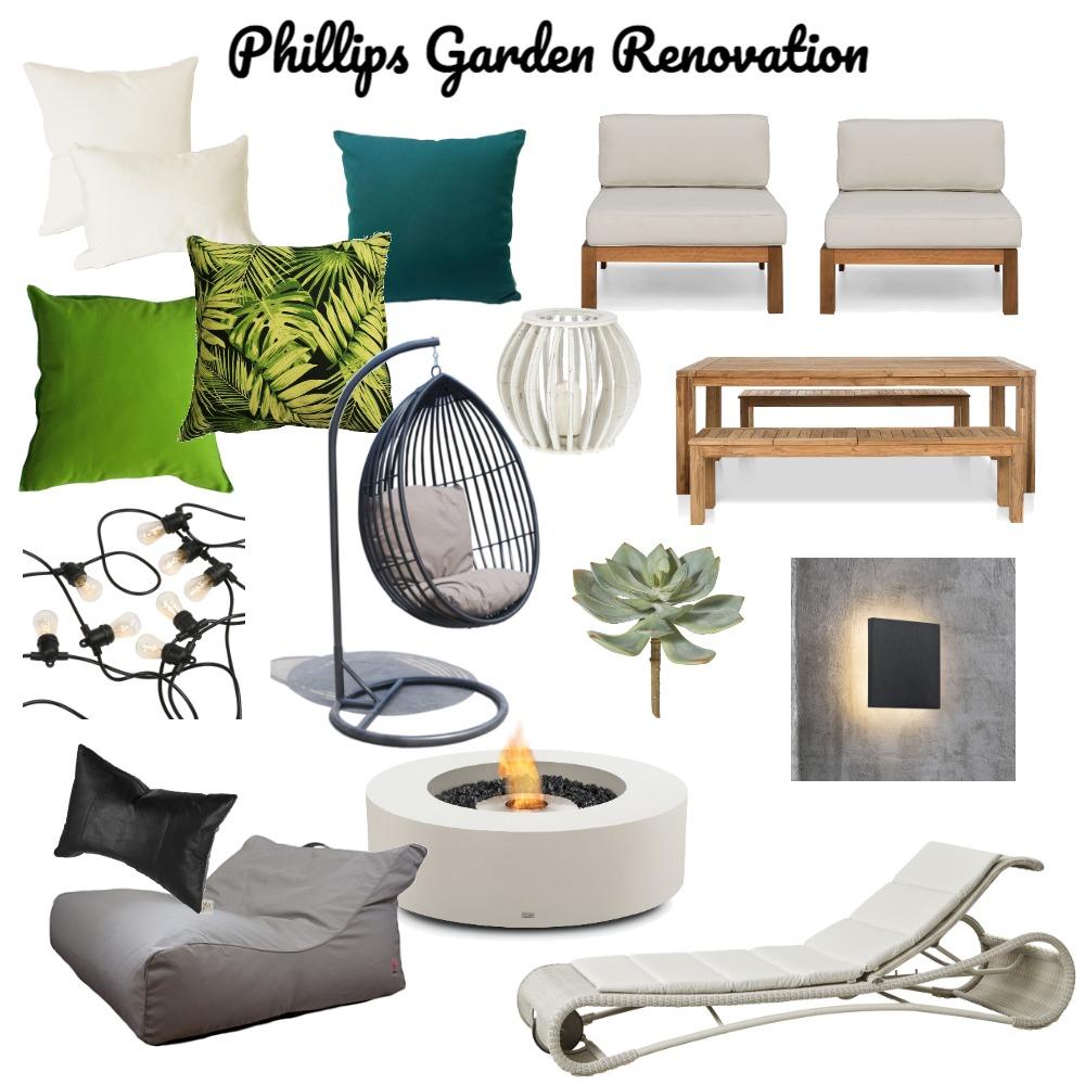 Garden Design Interior Design Mood Board by BronwynFalck on Style Sourcebook