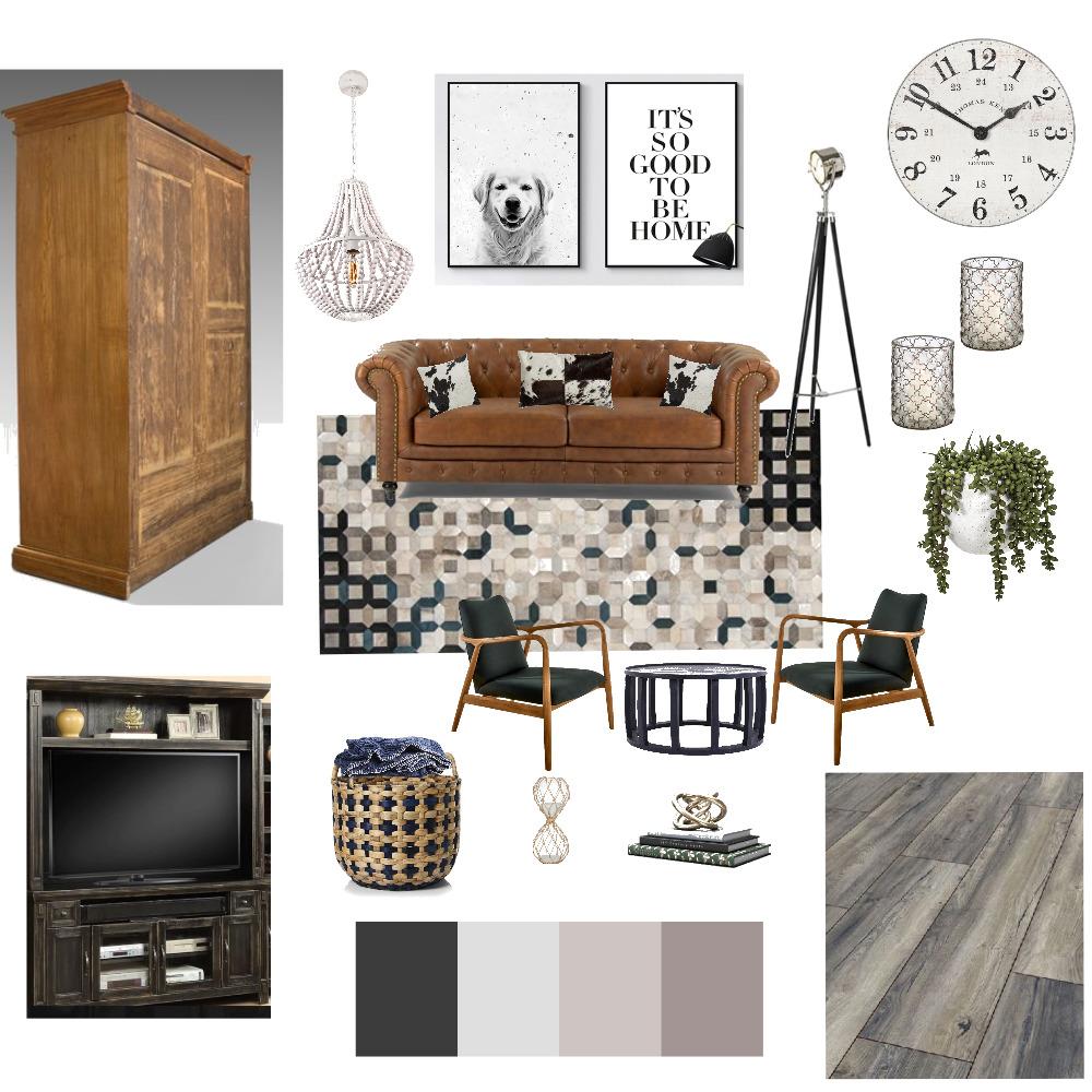 Living Room Interior Design Mood Board by JaclynDK on Style Sourcebook