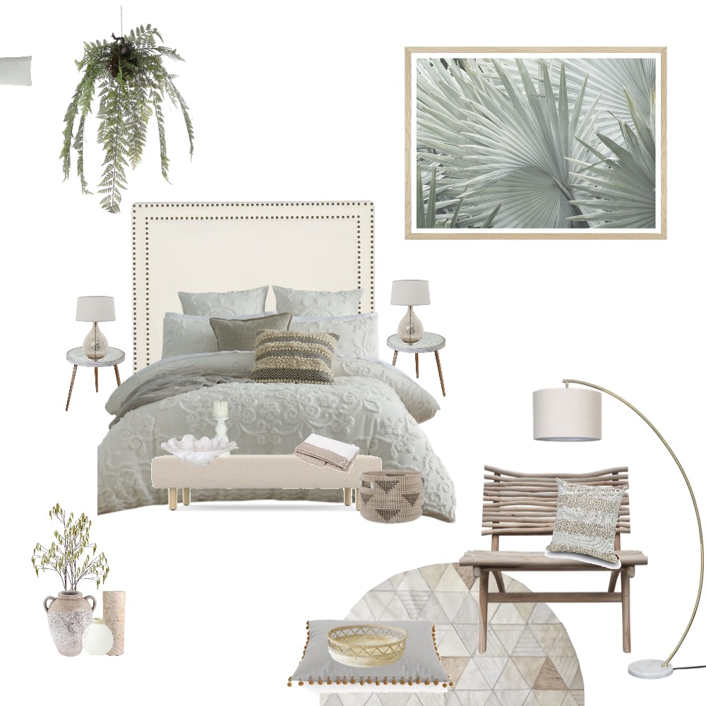 Luxe coastal Interior Design Mood Board by Simplestyling on Style Sourcebook