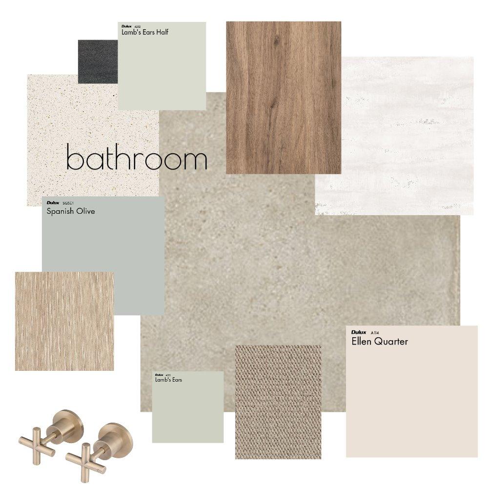 bathroom Interior Design Mood Board by GeorgiaM on Style Sourcebook