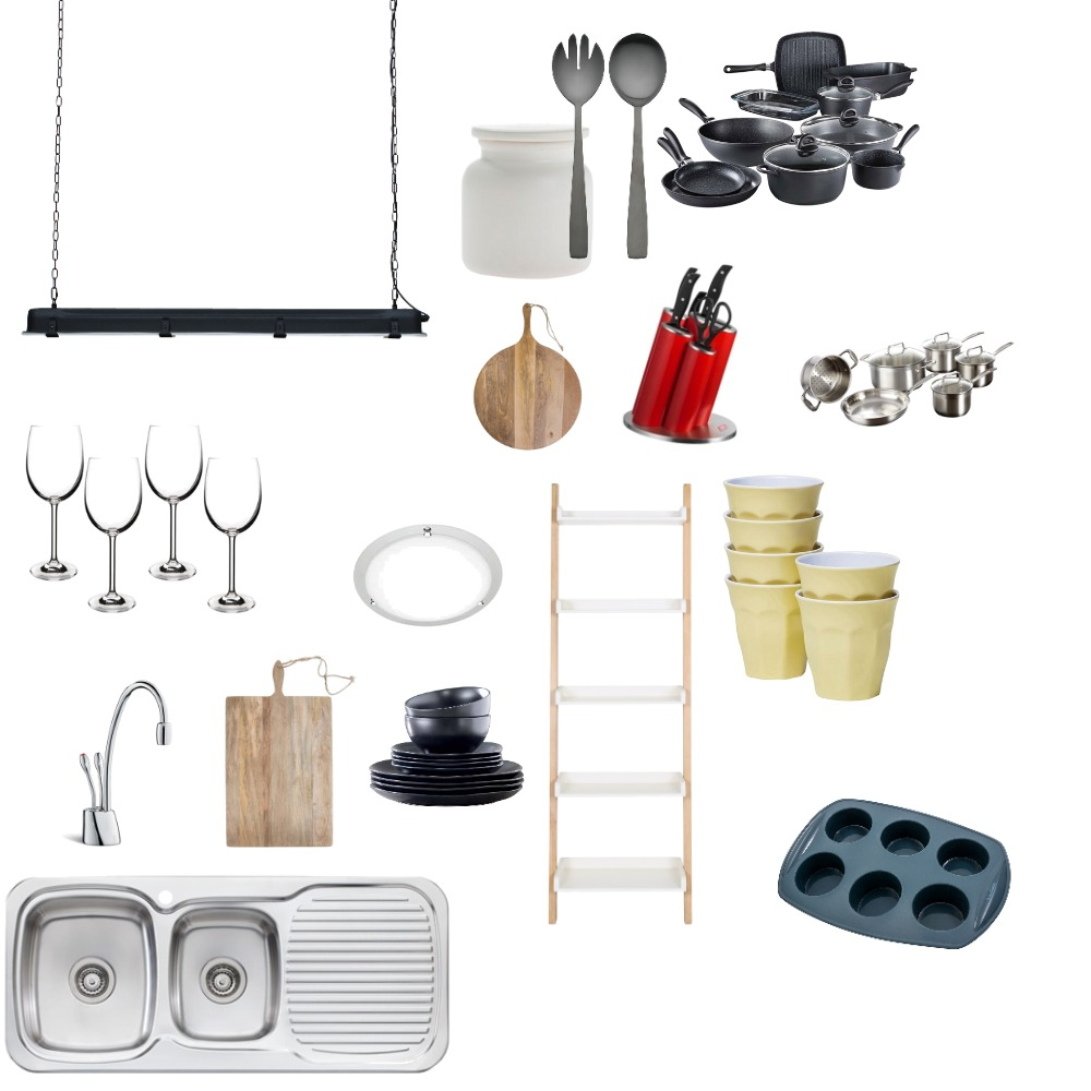 kitchen appliance Interior Design Mood Board by dindawirdidanty on Style Sourcebook
