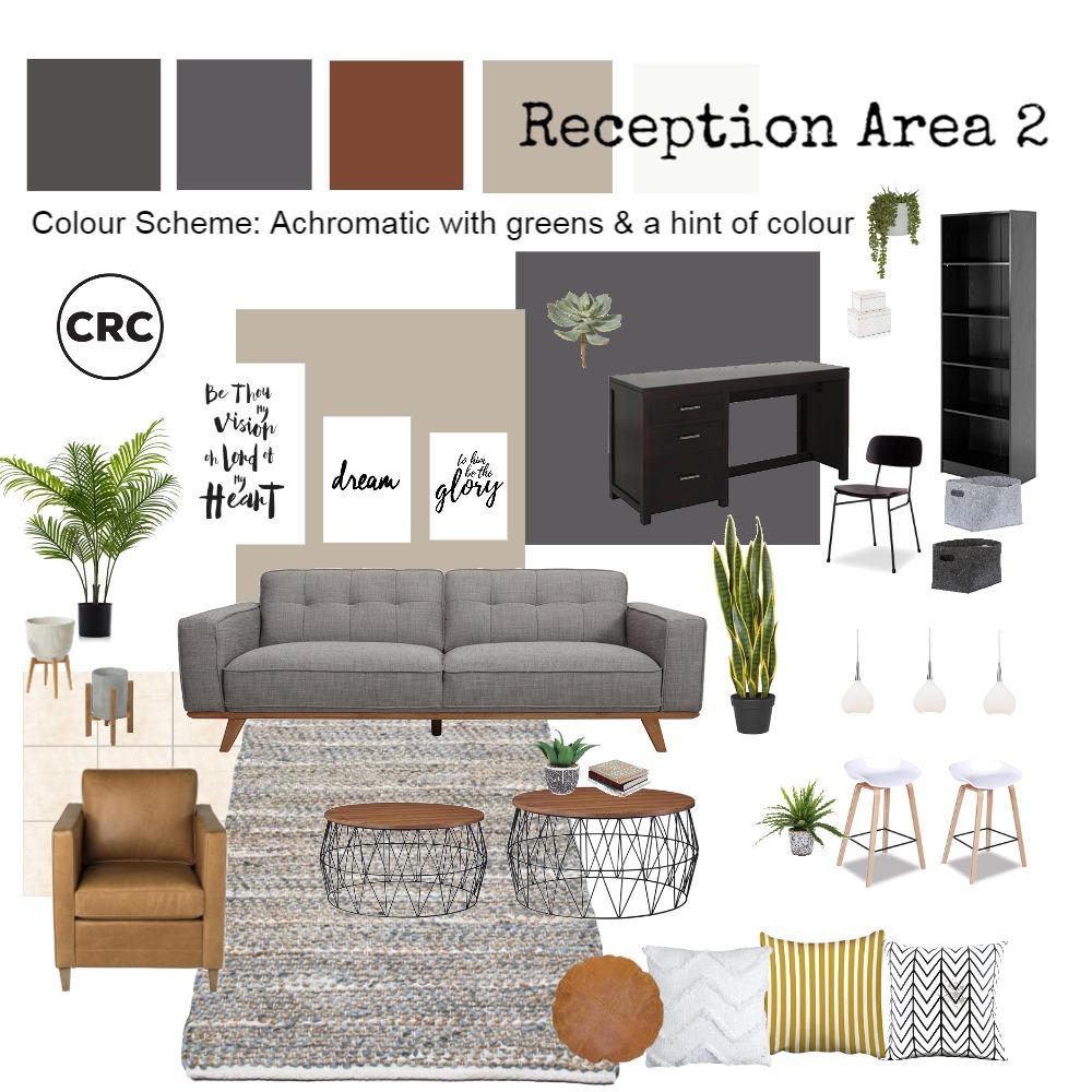 CRC Reception Area 2 Interior Design Mood Board by Zellee Best Interior Design on Style Sourcebook