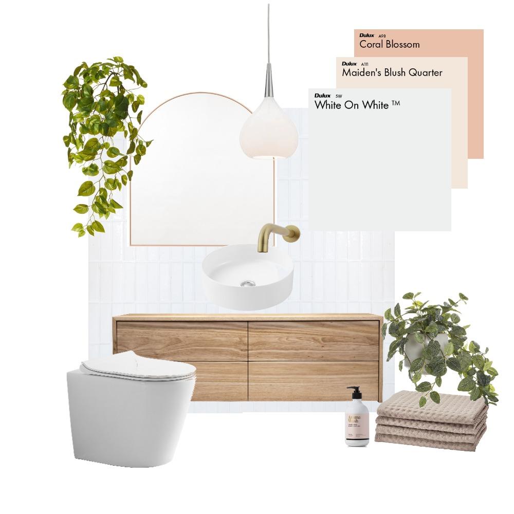 resort bathroom Interior Design Mood Board by Coco & Ella Interiors on Style Sourcebook