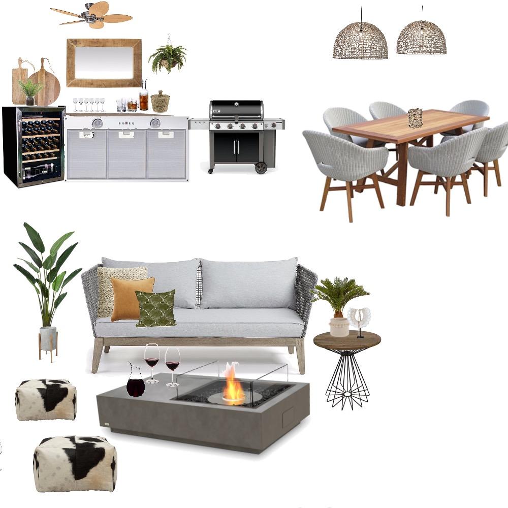 Module 3 - Mood Board Interior Design Mood Board by biancaseller on Style Sourcebook