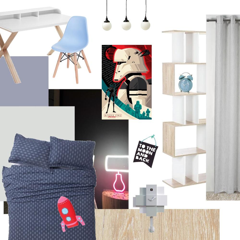 для мальчика Interior Design Mood Board by Alice_w on Style Sourcebook