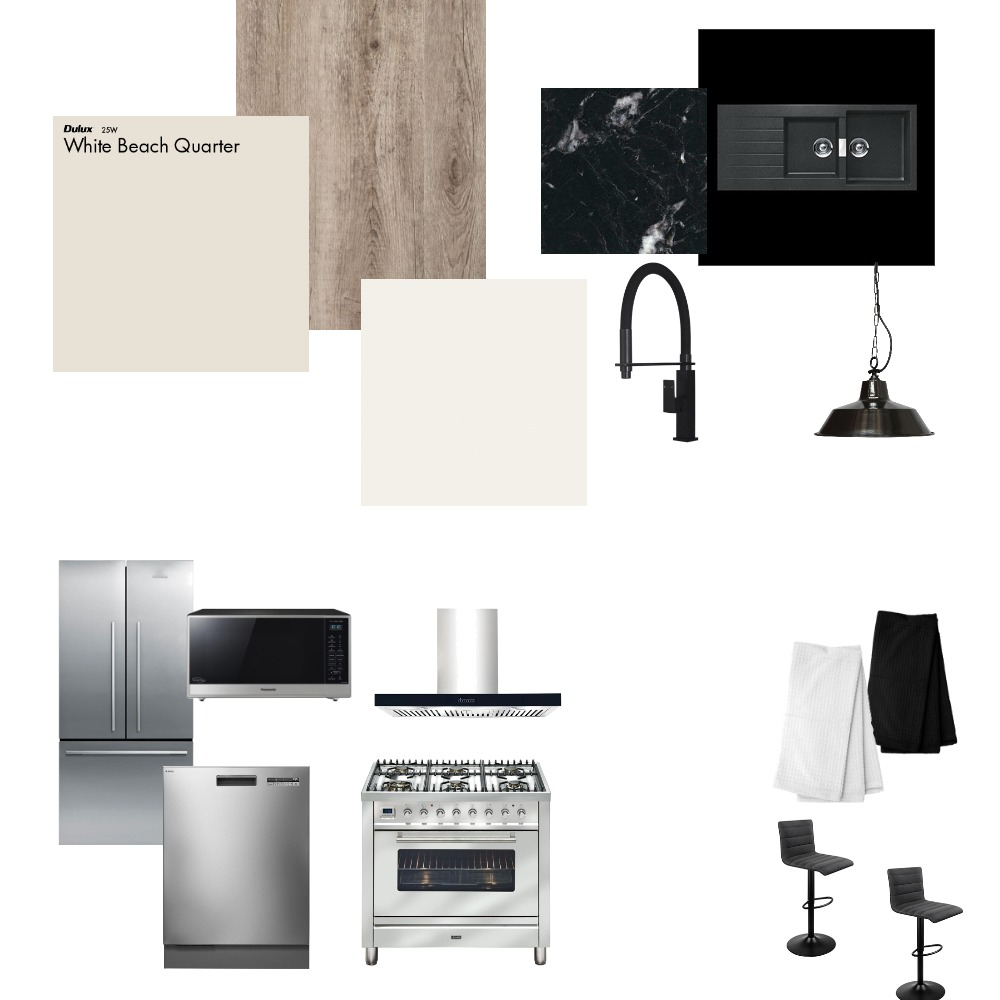 Kitchen Interior Design Mood Board by KimSee on Style Sourcebook