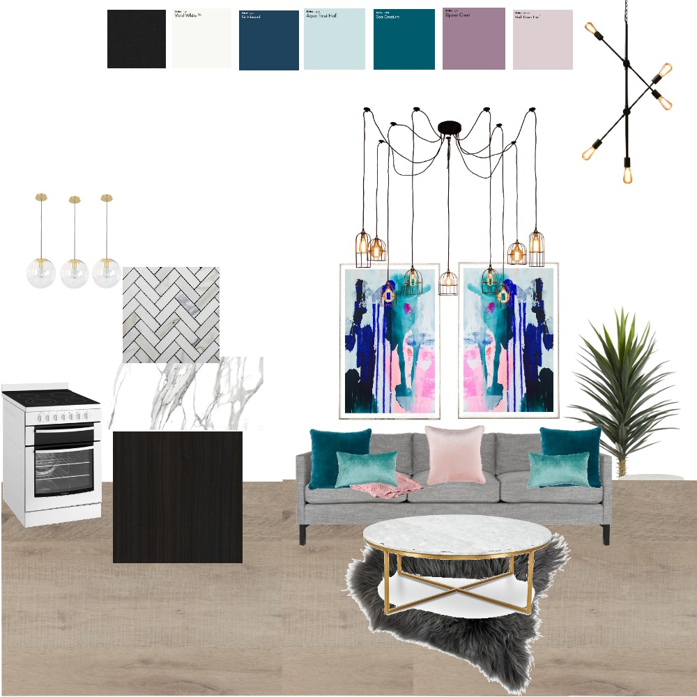 Dream Home Interior Design Mood Board by michellenicole on Style Sourcebook