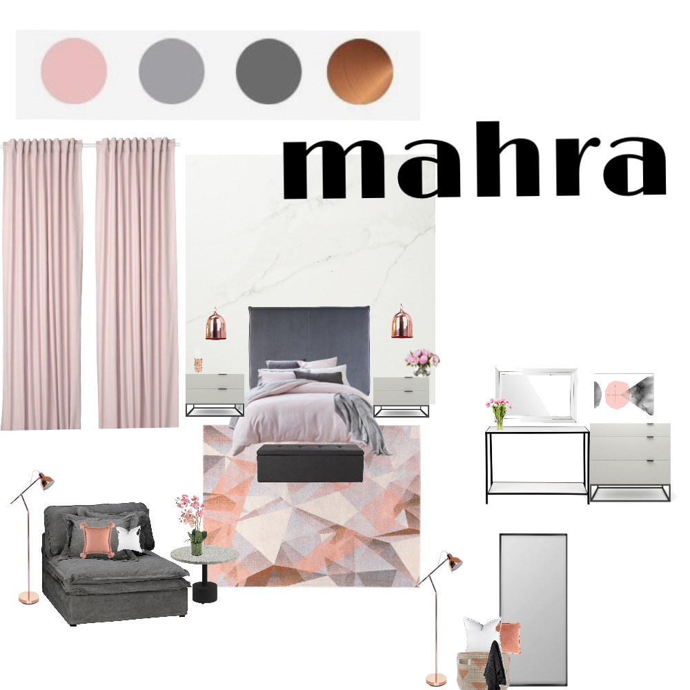 Mahra Interior Design Mood Board by Kaaam on Style Sourcebook