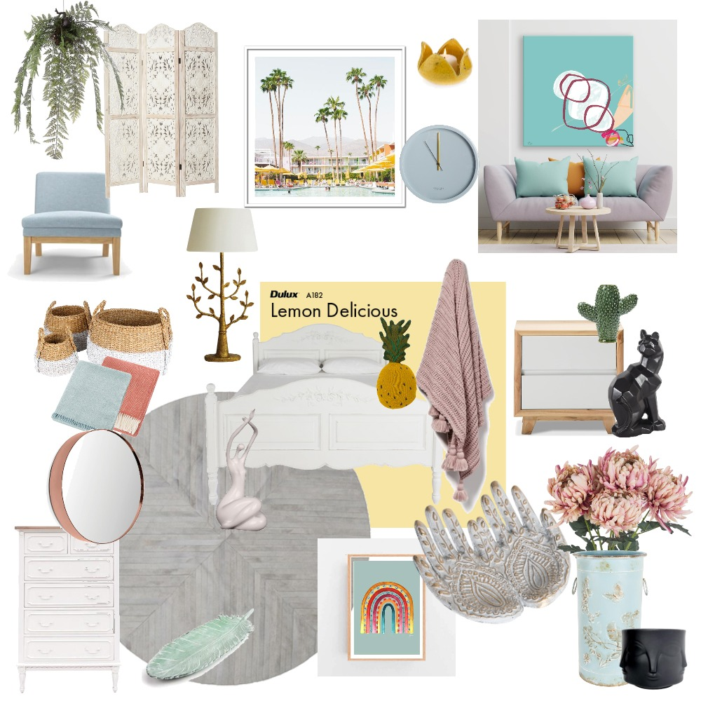 First Interior Design Mood Board by jessicavandenheever on Style Sourcebook