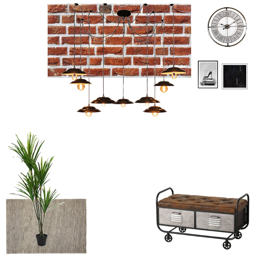 urban chic Interior Design Mood Board by Imogen-D on Style Sourcebook