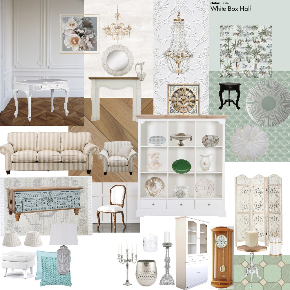 Provençal Moodboard Interior Design Mood Board by miriancastilho on Style Sourcebook