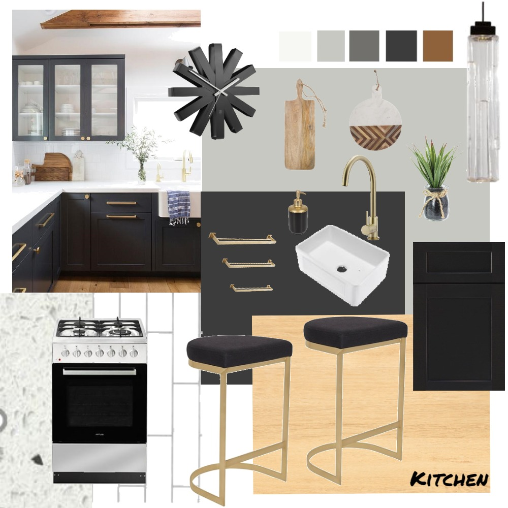module9-kitchen Interior Design Mood Board by olsamia on Style Sourcebook