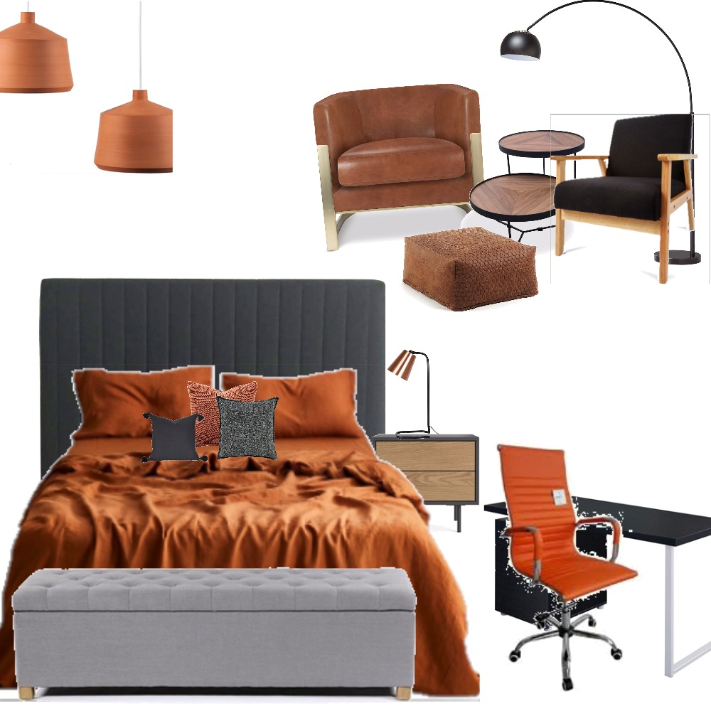 Liam's bedroom Interior Design Mood Board by HSpeers on Style Sourcebook