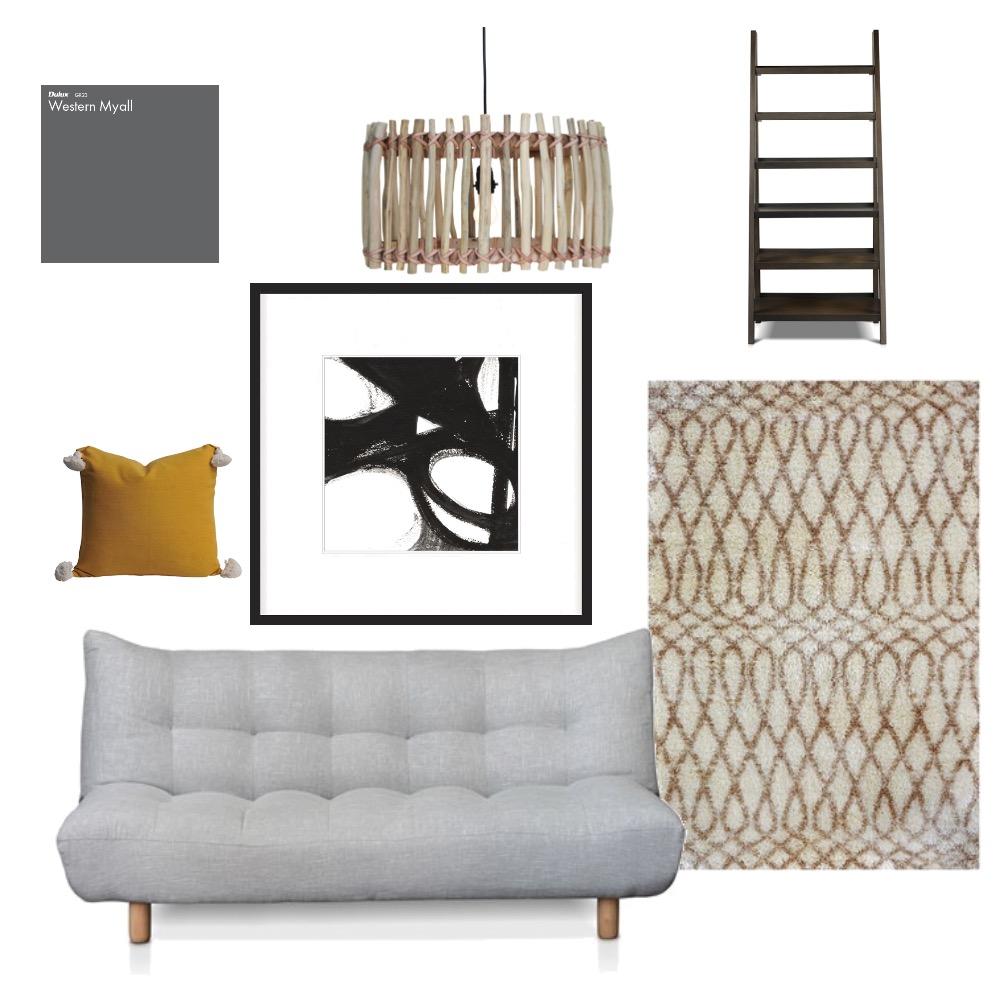 DC Den Interior Design Mood Board by EYount on Style Sourcebook