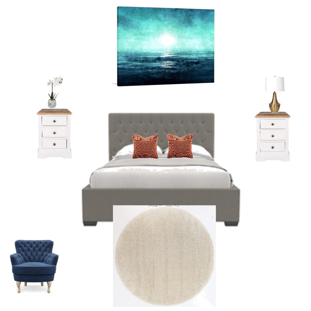bed inspo Interior Design Mood Board by rheani on Style Sourcebook