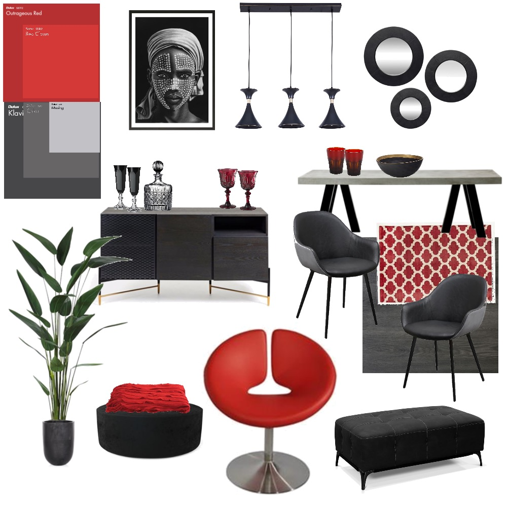 SIMPLISTIC MODERN Interior Design Mood Board by YANNII on Style Sourcebook